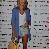 OIC - ENTSIMAGES.COM - Kimberley Garner at the  Lan Nguyen-Grealis: Art & Makeup - book launch party in London 17th September 2015 Photo Mobis Photos/OIC 0203 174 1069
