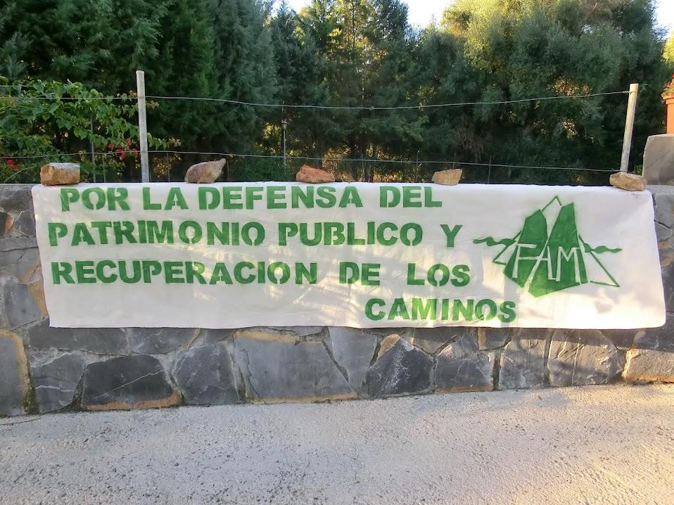 Marcha reivindicativa en Castellar
