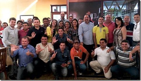 Encontro PEN vereadores - Foto Divulgação PEN