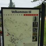 Het Sunnfjord museum (langs de E39).