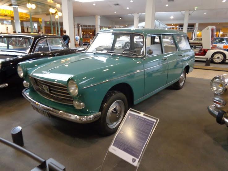 Musée de l'aventure Peugeot à Sochaux DSC01333