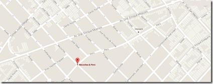 Mapa Plaza LA