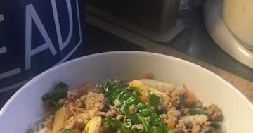 Vicki-Kitchen: Thai style stir fry (Slimming World friendly)