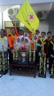 PMR SMAN I Tempuran Juara Piala PPGD