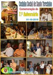 Cozinha Social - 7.º Aniversário