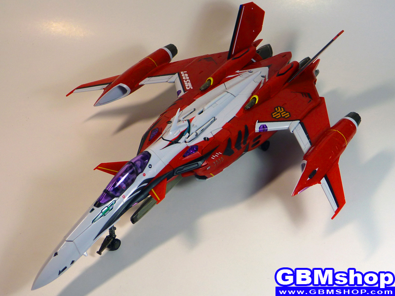 Macross Frontier YF-29 Durandal Fighter Mode