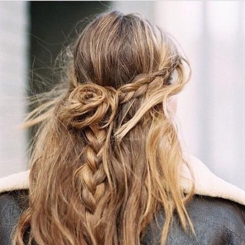 #hair #updo #inspiration #cabelo #inspiração #penteado #princesa #princess #feminina #romântica #romantic #femin #modelsoffduty #Rodarte