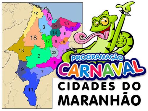 PROGRAMACAO - Carnaval no Interior do Maranhão