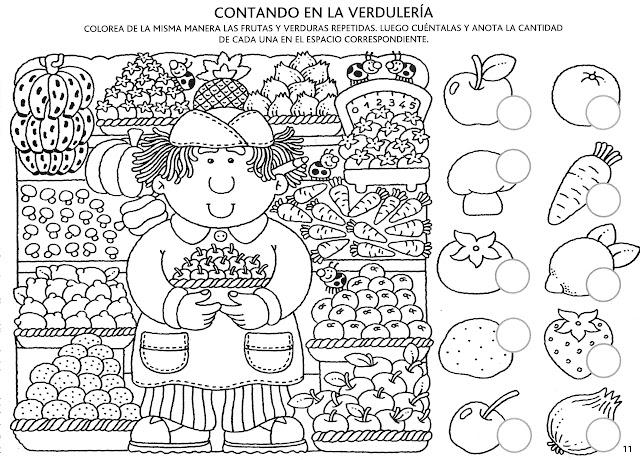 Dibujos Para Colorear Con Numeros Del 1 Al 100: NUMEROS DEL 11 AL 30 FICHAS PARA PINTAR