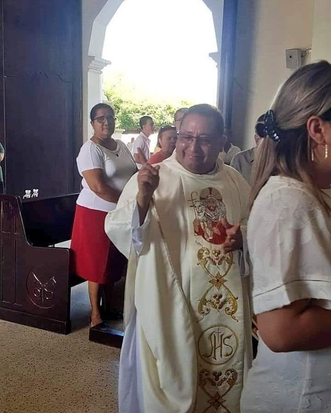 En paz descanse el Padre Manuel Aldana Archila