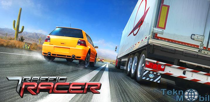 Traffic Racer Mod Sınırsız Para