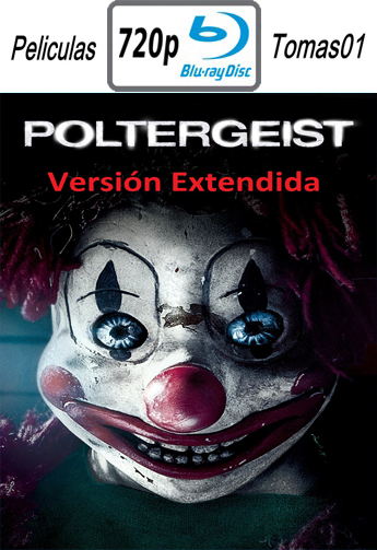 Poltergeist: Juegos Diabólicos (2015) (BRRip) BDRip m720p (V. Extendida)