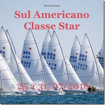 Campeonato Sul Americano Classe Star - Capa