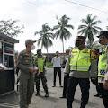 Polres Cianjur Sidak Protokol Kesehatan di Perkantoran Kabupaten Cianjur