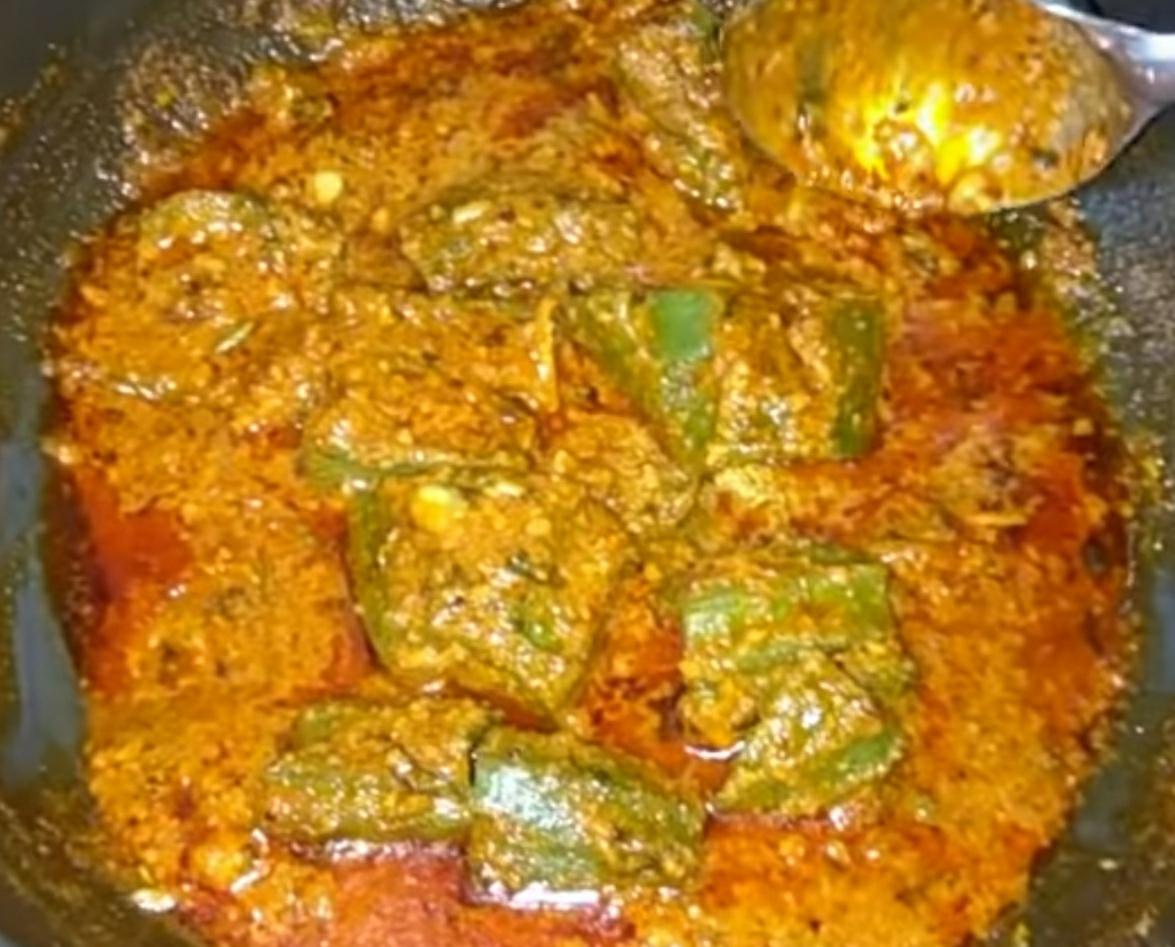 Dodka bhaji recipe - how to make Dodka bhaji recipe