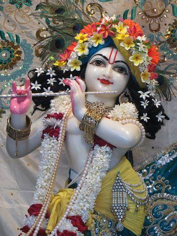 ISKCON Aravade Deity Darshan 13 Dec 2015 (1)