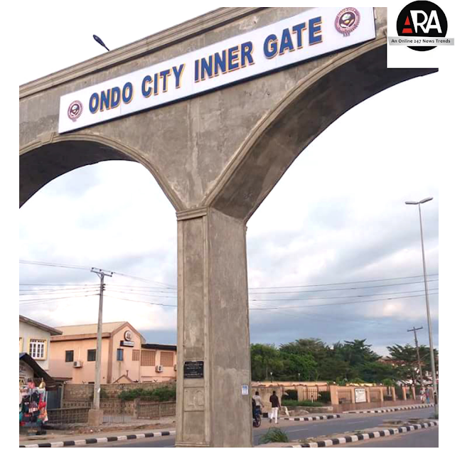 Historical News : The Formation of Ondo Kingdom