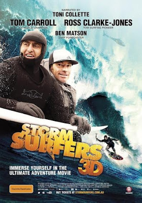 Storm Surfers 3D (2012) BluRay 720p HD Watch Online, Download Full Movie For Free