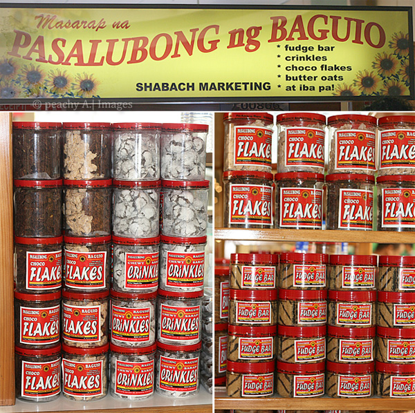 Pasalubong Stops In Baguio Mommy Peach