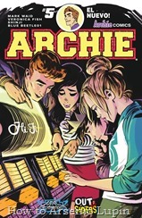 Archie (2015- ) 005-000