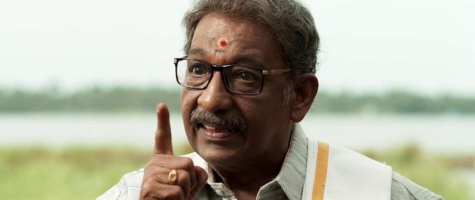 National Award-winning actor Nedumudi Venu passes away at 73