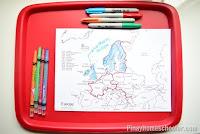 Europe Unit Study (Elementary)