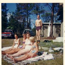 På Savalen sommeren 68