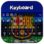 Keyboard for fcb emoji