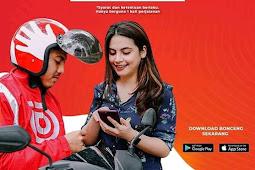 Kumpulan kode promo bonceng terbaru 2019
