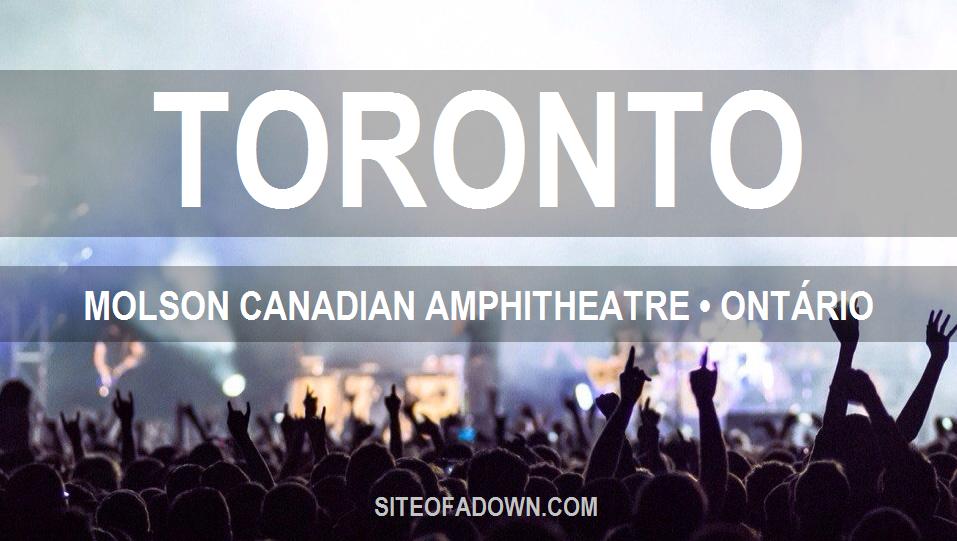 Show em Toronto, Canadá