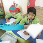 Introduction of Number 9 (Nursery) 09.01.2017