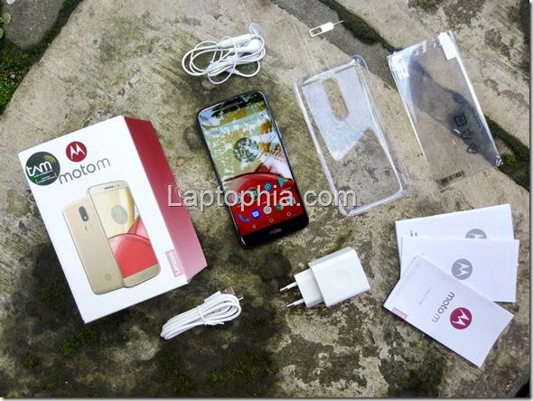 Perlengkapan Motorola Moto M XT1663