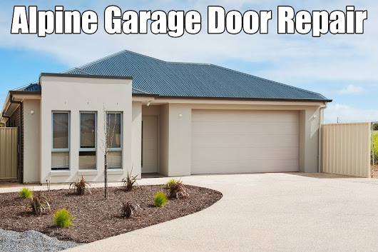 Alpine Garage Door Repair Google