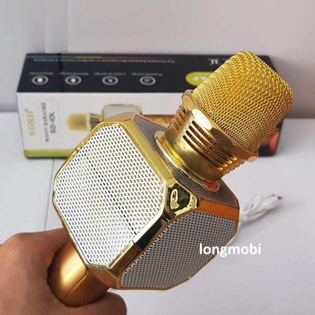micro karaoke bluetooth sd 10 l