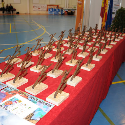 Media de Valdepeñas 2013 - Trofeos