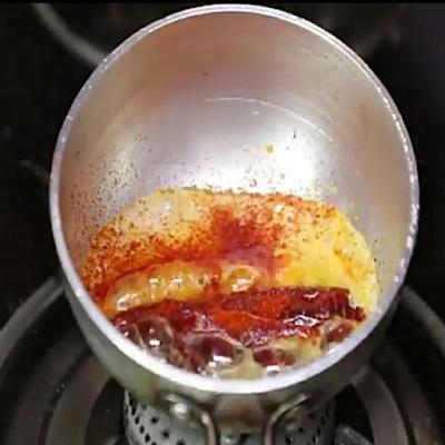 पंजाबी मैगी रेसिपी । (Panjabi style maggy | make at home)