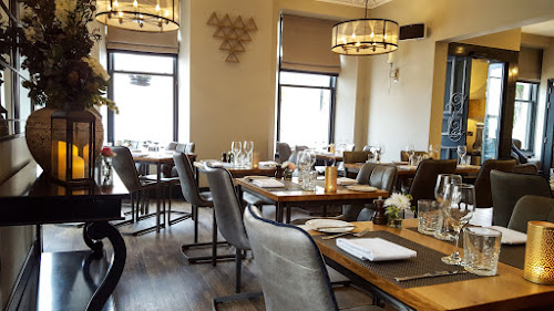 The Tayberry St Andrews, Gerry's Kitchen, Restaurant Review, St Andrews Restaurants, food blogger, Kinnettles Hotel St Andrews