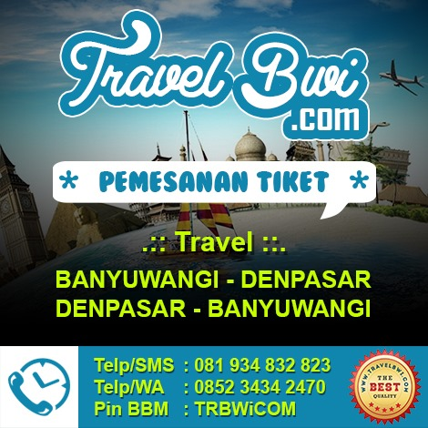 Travel Denpasar Banyuwangi PP