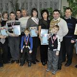 Команда суворовских электросетей, занявшая 4 место.