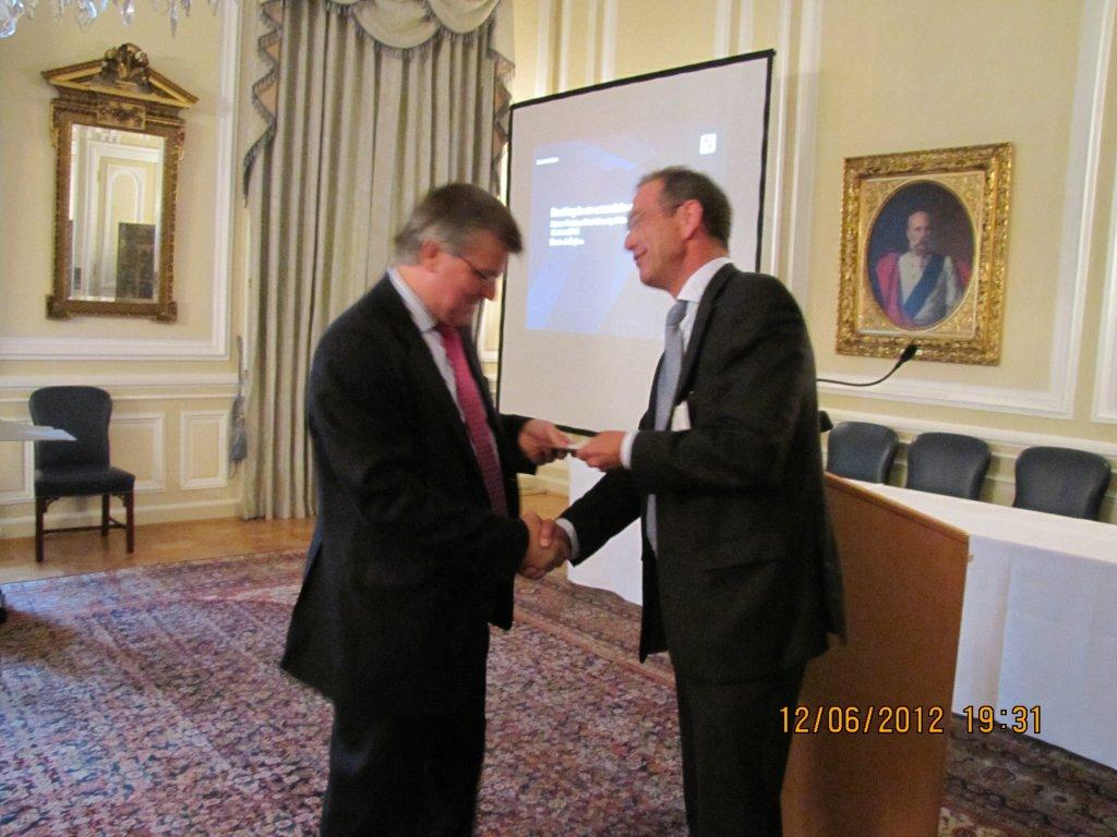 Dr Rainer Polster, Managing Director and Chief Country Officer - AGM%2BJune%2B2012%2B038.jpg