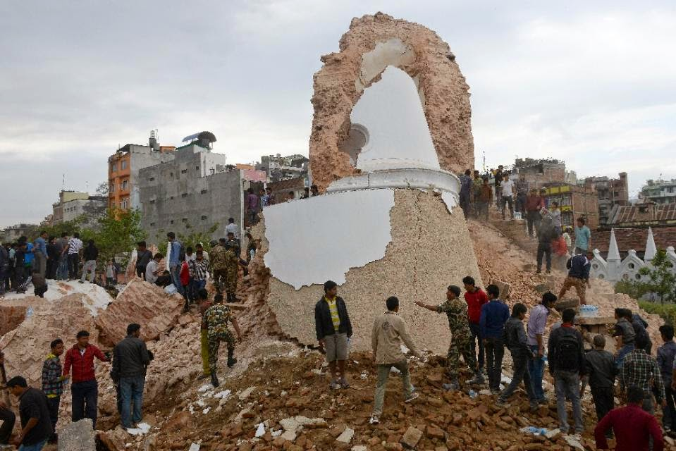 Nepal: Quake deals heavy blow to Nepal's rich cultural heritage