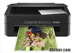 download Epson XP-207 printer's driver
