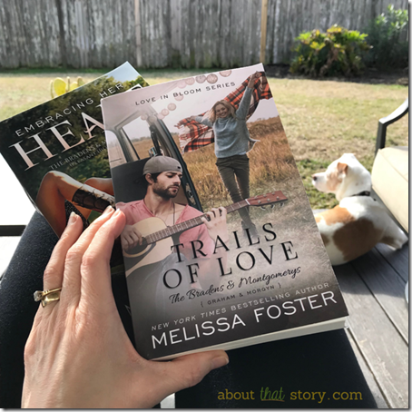 New Release: Trails of Love by Melissa Foster | About That Story