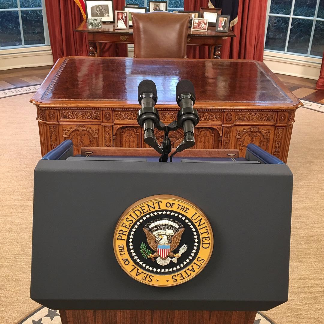 Así es como el fotógrafo oficial de la Casa Blanca usa su iPhone en el trabajo