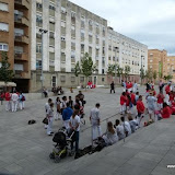 Nyerros de la Plana a les festes del barri de l'Erm 2013 - C. Navarro GFM