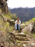 Hiking The Inca Trail, Peru  [2004]