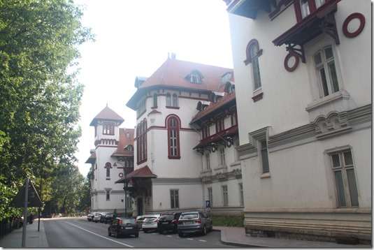 Сіная, вокзал
