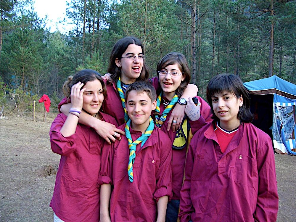 Campaments amb Lola Anglada 2005 - CIMG0285.JPG