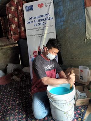 Hikmah Pandemic Pak Acu Menghadirkan Varian Baru Untuk Cuci Piring Dan Baju