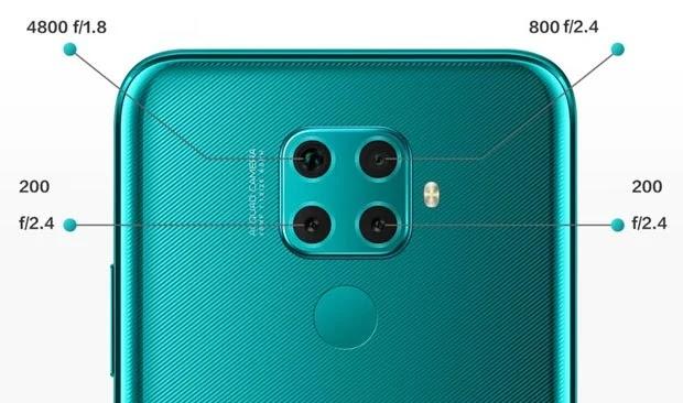 Huawei Nova 5z Spesifikasi